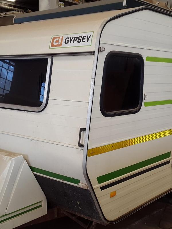 Caravan - Window Tints