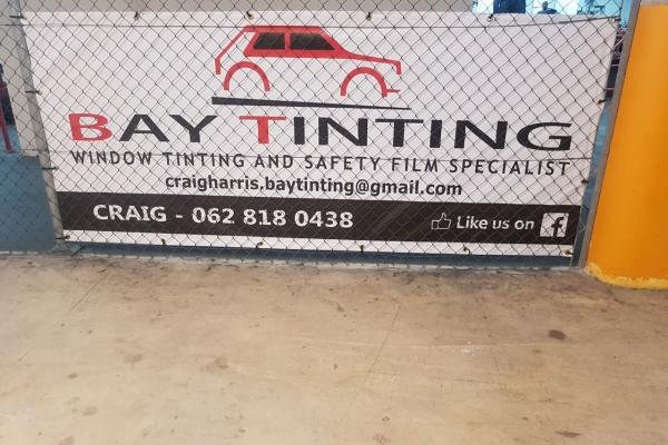 Specialist in window tinting and safety film installations Port Elizabeth
