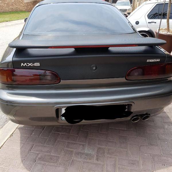 Tinted Tail-lights